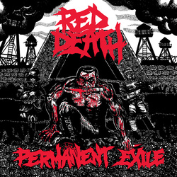 Red Death - Permanent Exile cover