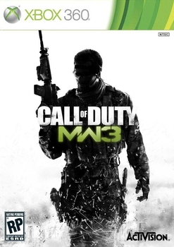 Call Of Duty: MW3 Cover