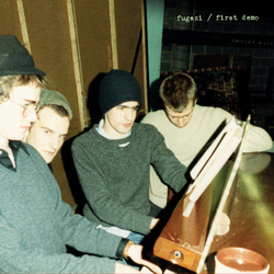 Fugazi - First Demo cover