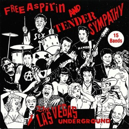 Free Aspirin And Tender Sympathy - Front