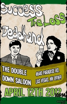 Deadhand Flyer