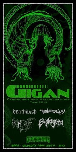 Gigan flyer