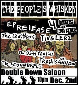 The People's Whiskey Flyer