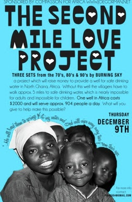 The Second Mile Love Project