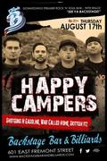 Happy Campers flyer