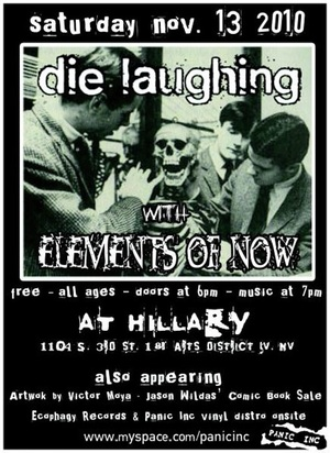 Die Laughing Flyer