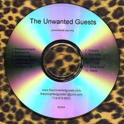 The Unwanted Guests - Promo CD