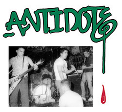 Antidote - Live 1983 cover