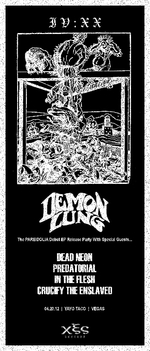 Demon Lung Flyer