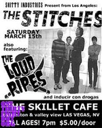 The Stitches Flyer