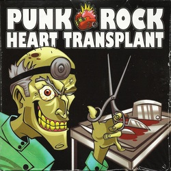 Punk Rock Heart Transplant Cover