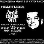 Heartless Flyer