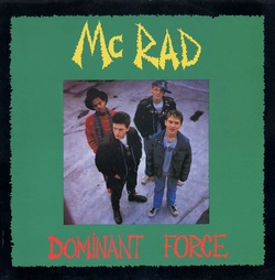 Mc Rad - Dominant Force cover