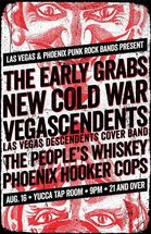 Vegascendents flyer