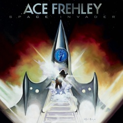 Ace Frehley - Space Invader cover