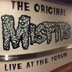 Misfits - Live At The Forum cover