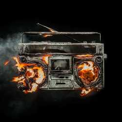 Green Day - Revolution Radio cover art